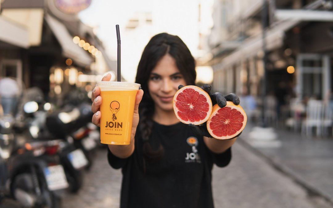 Τα trends στην υγιεινή διατροφή έχουν την υπογραφή του juice bar Join