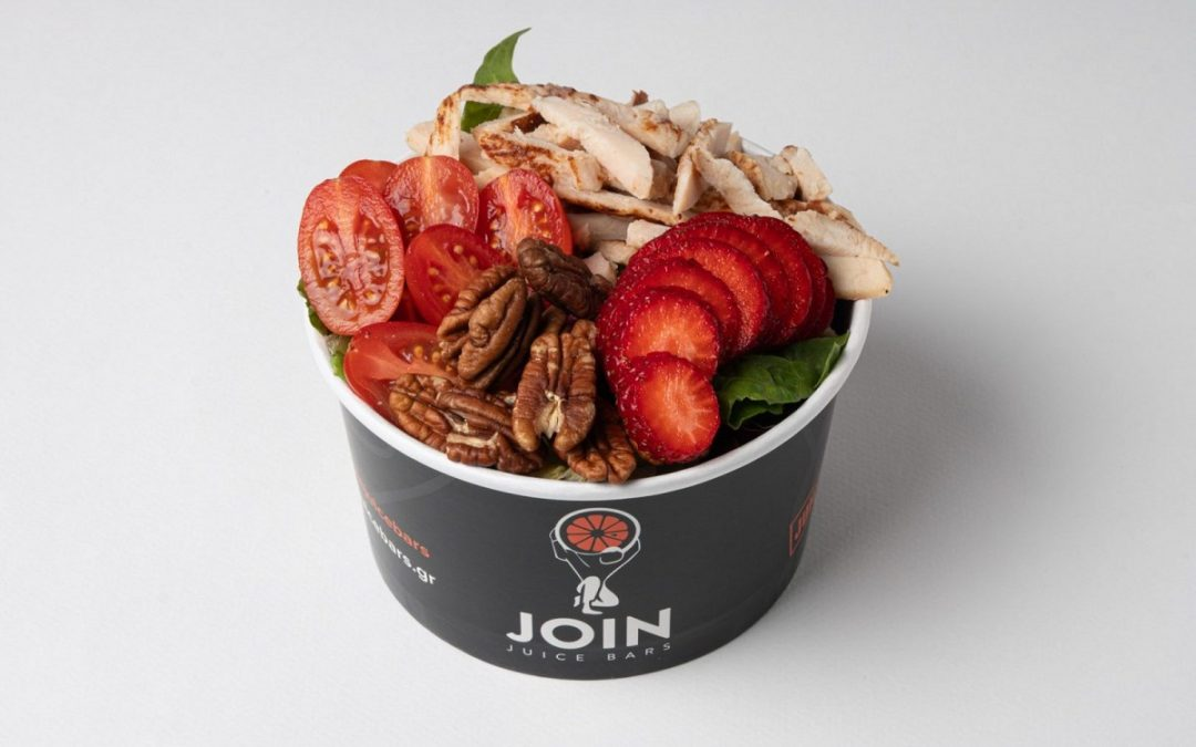 Join juice bars: Η συνεχής ανανέωση του menu δημιουργεί πιστούς πελάτες
